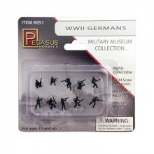 WWII Germans 1:144