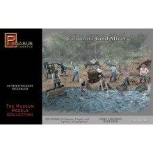 California Gold Miners 1:48