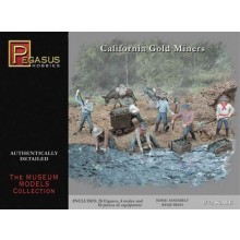 California Gold Miners 1:72