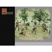 Russian Infantry Summer 1:72