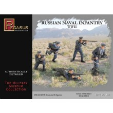 Russian Naval Infantry WWII 1:72