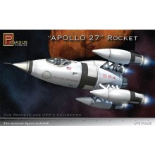 Apollo 27 Rocket Ship 1:72