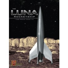 The Luna Rocketship 1:350