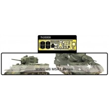 M5A1 PE for Light Guard & Detail Up Set 1:35
