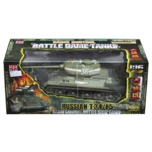2.4 GHz R/C T-34/85 Olive Green 1:16