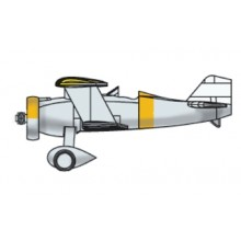 BFC Fighter Bomber (qty 18) 1:700