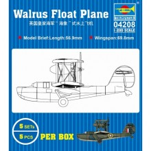 Walrus Float Plane (qty 5) 1:200