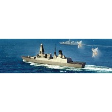 HMS Daring Type 45 Destroyer 1:350