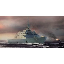 USS Fort Worth LCS-3 1:350