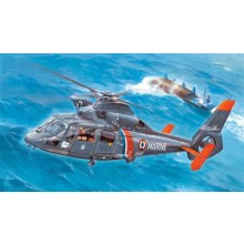 AS365 N2 Dauphin 2 Helicopter 1:35