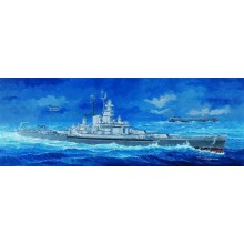 USS Massachusetts BB59 1:350