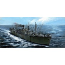 SS John W Brown D-Day Liberty Ship 1:350