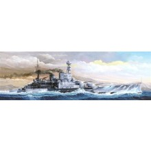 HMS Repulse Battlecruiser 1:350