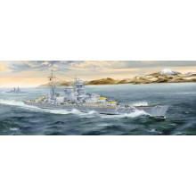 German Heavy Cruiser Blucher 1:350