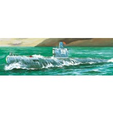 Chinese 33 Submarine 1:144