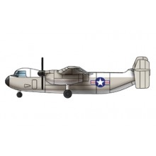 C-2 Greyhound (qty 6) 1:350