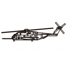 CH-53A Super Stallion (qty 6) 1:350