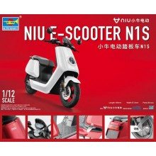 NIU E-Scooter N1S (pre-painted) 1:12