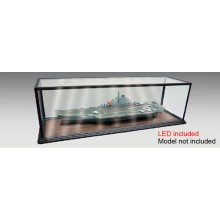 1/200 & 1/350 Warship 1.2m Display Case with LED Lighting