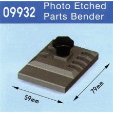 Photo Etched parts Bender Medium (79x59mm)