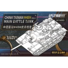 US Army M60 Patton Main Battle Tank 1:144