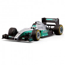 PROTOFORM F1-FIFTEEN CLEAR BODY FOR F1