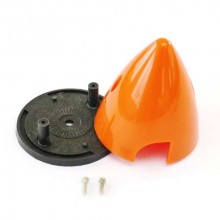 ORANGE SPINNER 76MM