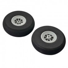 Wheels 76mm pair