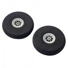 Wheels 95mm pair
