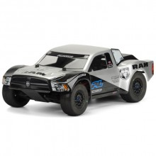 PROLINE RAM 2500 CLEAR BODY PRO-2 SC/SLASH/4X4/SC10/BLITZ
