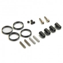 PROLINE REPLACEMENT PRO SPLINE HD AXLE PINS & CLIPS