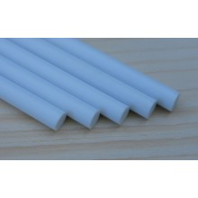 Plastic Round Rods 1.0mm x 380mm 10 pieces