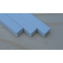 Plastic Strip 4.00mm x 4.00mm x 250mm 5 pieces