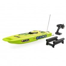 Proboat Miss Geico Zelos 36 Twin Brushless Catamaran RTR - FOR PRE ORDER ONLY