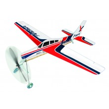 R3 - PA-28 181 Rubber Band Powered Plane