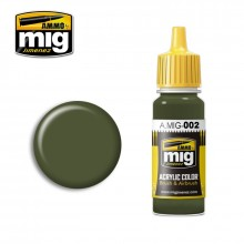 Ammo Mig Jimenez Acrylic 17ml Paint DARK TRACKS