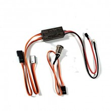 RCEXL VER 2.0Universal On Board Glow System Methanol Engine Ignition With LED Indicator