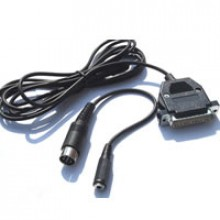 PARALLEL INTERFACE CABLE & DRIVER (JR,FUTABA,HiTEC)