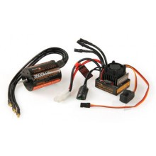 Radient Car/ESC set - Reaktor 3500KV Brushless Motor/ESC