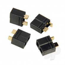 HCT-Plug Female 4pcs