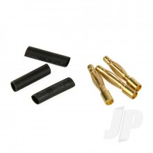 Bullet Connectors 2mm Male (3)