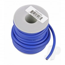 Silicone Wire 12ga 1062 Strand 25ft Blue