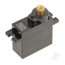 RS-MS125-MG Mini 17g Analog MG Servo - 5 Wire version for Contakt Car