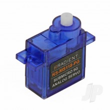 RS-MS118-PG Micro 9g Analog Servo