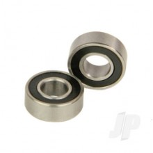Bearings 5x11x4mm Rubber Sealed (2)