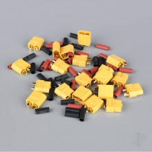 XT60 Pairs with Cap End (10pcs)