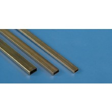 K&S Metal MKS-8264 (1) Rectangular Brass Tube 1/8 x 1/4 x 12 Inch