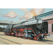 Revell 1/87 Express locomotive BR01 with tender 2 2  T32 02172