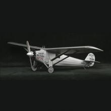 """Spirit of St. Louis """"Golden Age Series"""" – Ultra Micro ready to fly aeroplane (57cm wingspan)"""