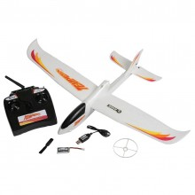 Rage Tempest 600 EP – 4 channel ready to fly aircraft (60cm wingspan)